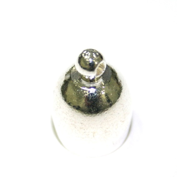 15pces x inside measurement 3mm - silver plated bullet end ... nfpa bell wiring diagram