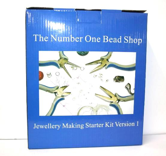 The Number One Bead Shop -- Jewellery Making Starter Kit Version 1