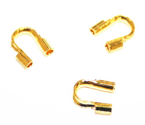 20pcs x gold wire guard - C7003115