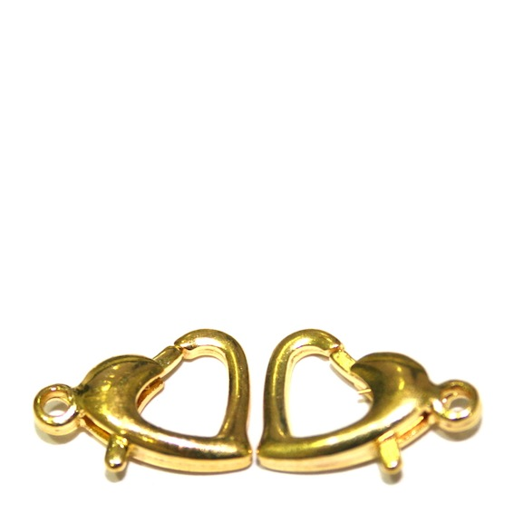 Misc Clasps - Gold Plated Clasps - Traditional Gold Colour Finish